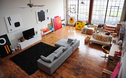 北欧家具を使わなくてもできる、北欧風のインテリアコーディネート