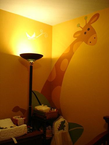 キリン部屋