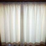 ホームセンターカーテン